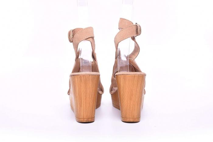 Sandale dama cu platforma 4
