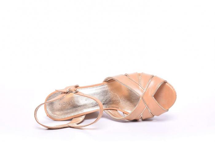 Sandale dama cu platforma 5