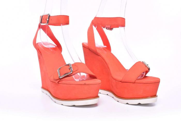 Sandale dama cu platforma [2]