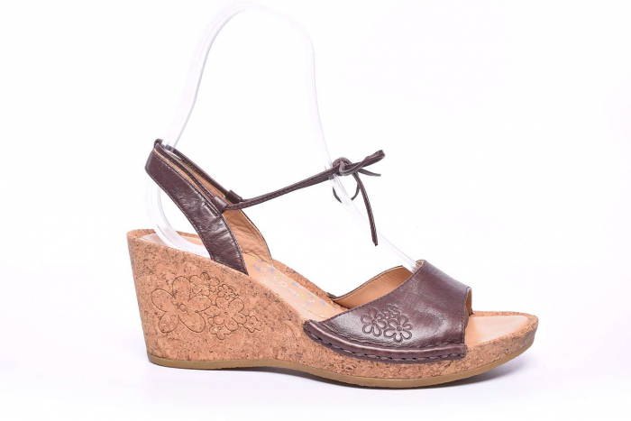 Sandale dama cu platforma 0