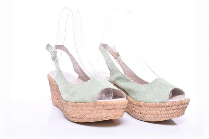 Sandale dama cu platforma 2