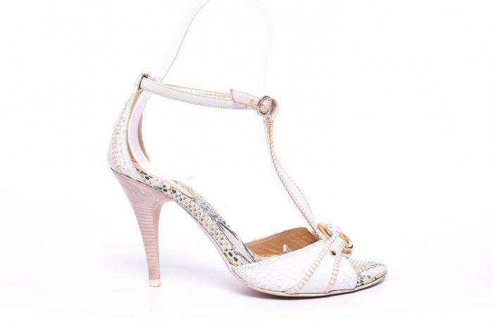 Sandale dama cu toc 0