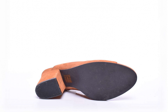 Sandale dama cu toc gros 1