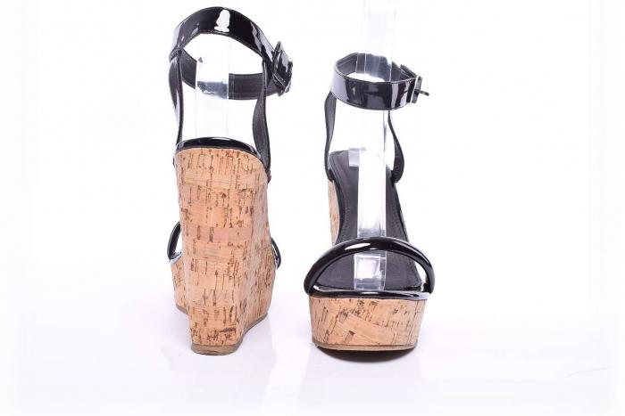 Sandale dama cu toc gros [3]