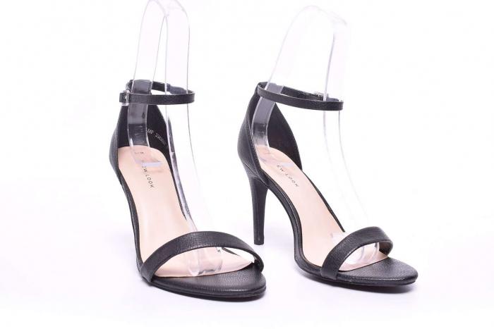 Sandale dama cu toc subtire 2
