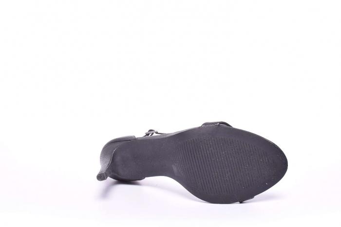 Sandale dama cu toc subtire 1
