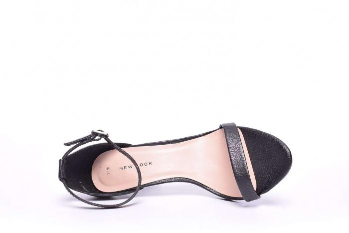 Sandale dama cu toc subtire 5