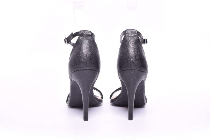 Sandale dama cu toc subtire 4