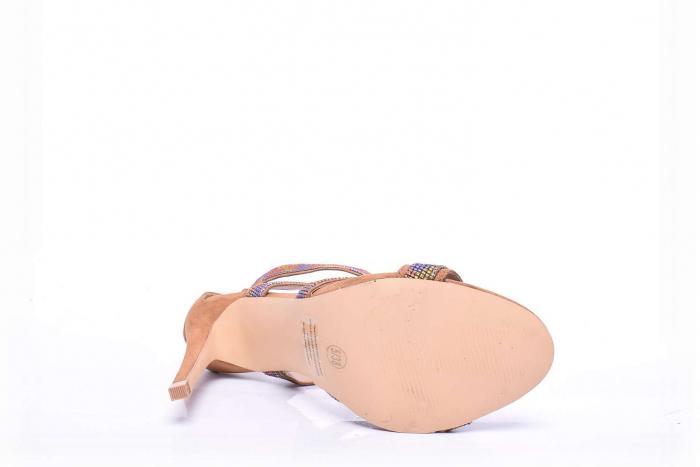 Sandale dama cu toc subtire [1]