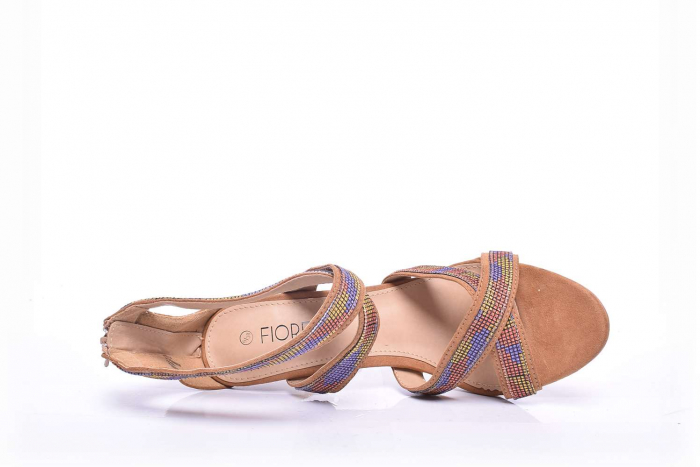 Sandale dama cu toc subtire [5]