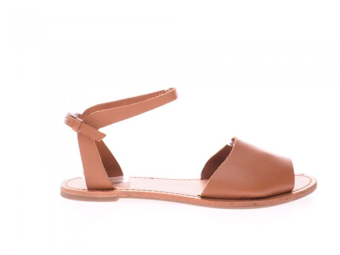 Sandale dama fara toc 0