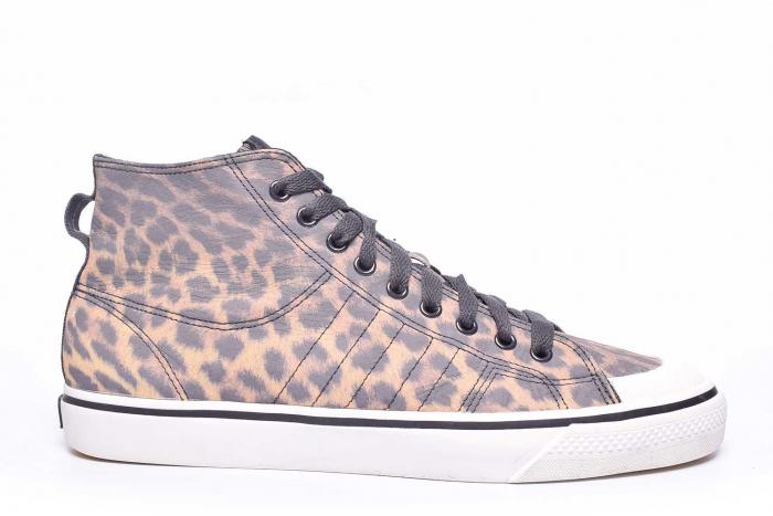 Tenisi barbati model leopard Nizza 0