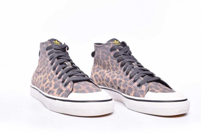 Tenisi barbati model leopard Nizza 2