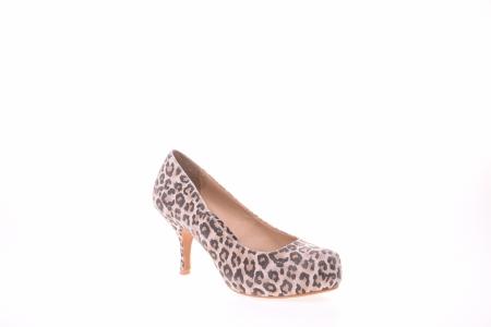 Pantofi dama leopard2