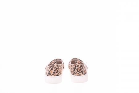 Espadrile leopard dama5