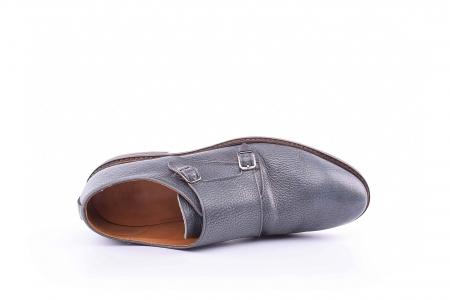 Pantofi barbati Monk Strap5