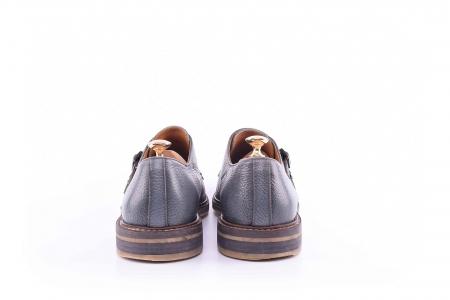 Pantofi barbati Monk Strap4
