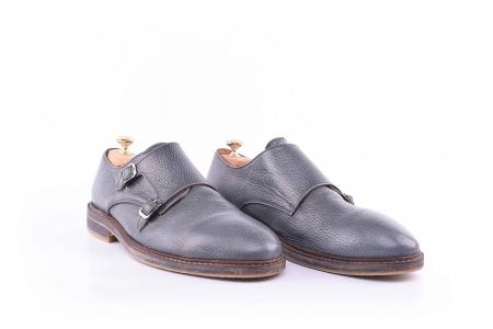 Pantofi barbati Monk Strap2