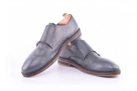 Pantofi barbati Monk Strap3