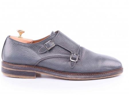Pantofi barbati Monk Strap0