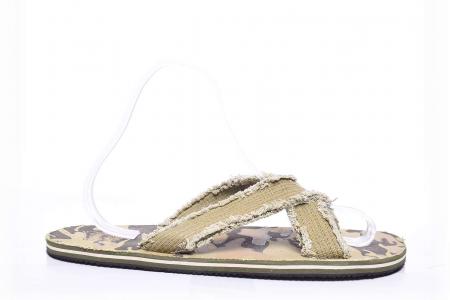 Papuci barbati Camo [0]