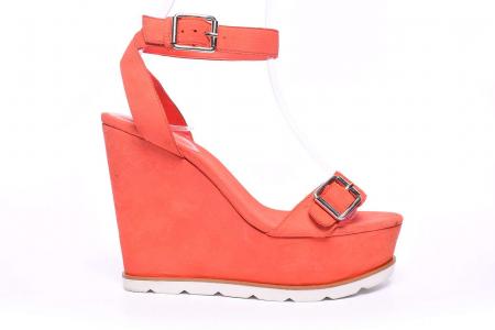 Sandale dama cu platforma [0]