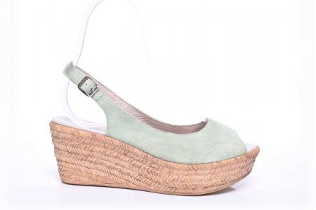 Sandale dama cu platforma0