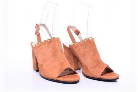 Sandale dama cu toc gros2