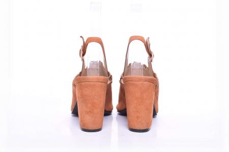 Sandale dama cu toc gros4