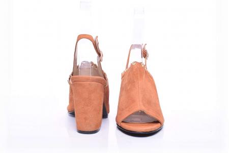 Sandale dama cu toc gros3
