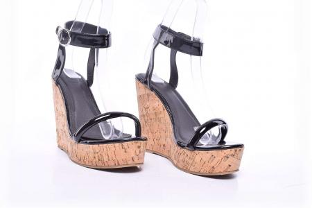 Sandale dama cu toc gros [2]