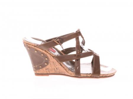Sandale dama tip slip-on0