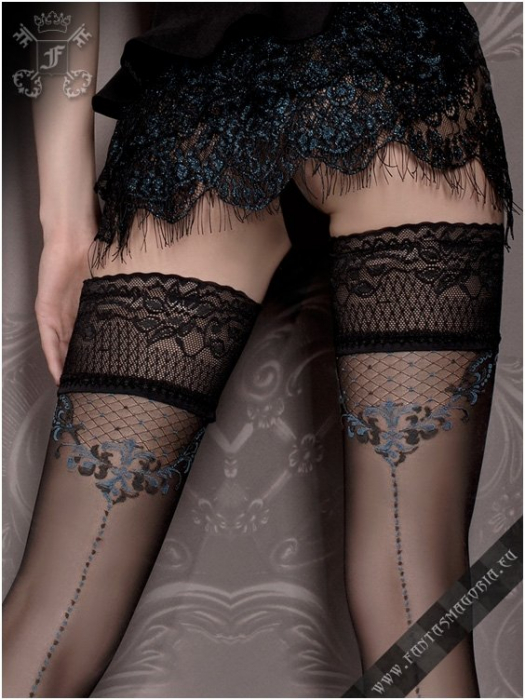 BAL415 Whispers seamed hold-ups 2