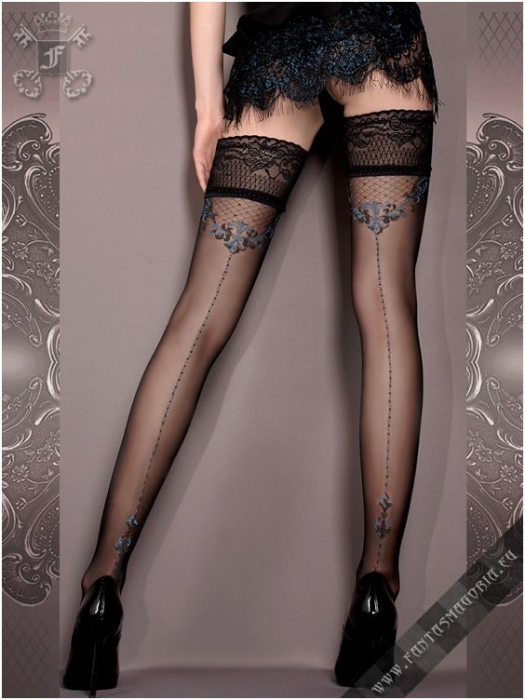 BAL415 Whispers seamed hold-ups 0