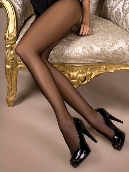 Ballerina basic black tights 0