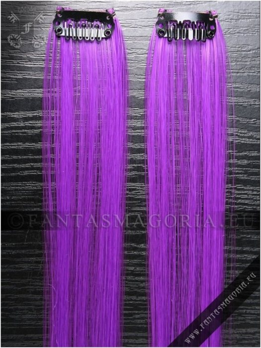 Clip-in hair extensions (pair) 2