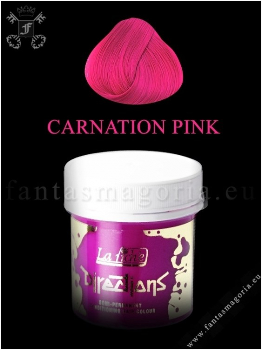 Coloring hair balsam - Carnation pink 0