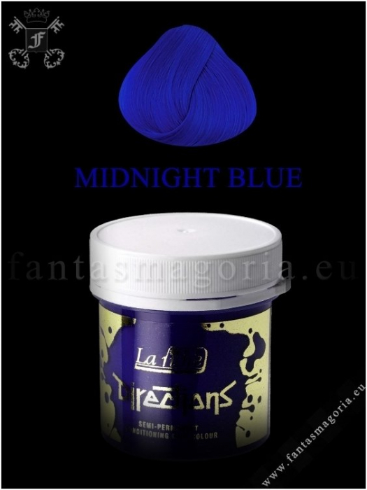 Coloring hair balsam - Midnight blue 0