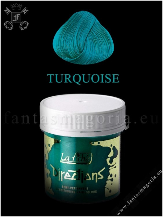 Coloring hair balsam - Turquoise 0