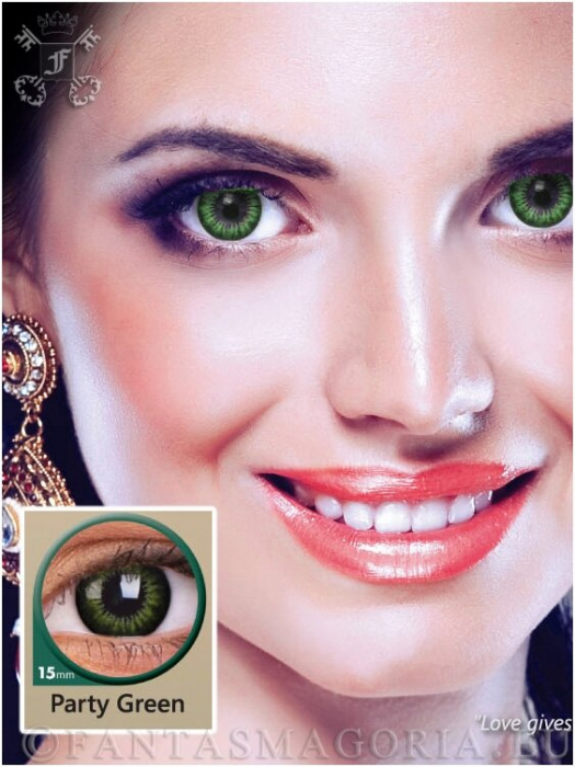 Dolly Big Eyes contact lenses pair 0