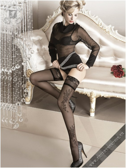 Gardenia stockings 1