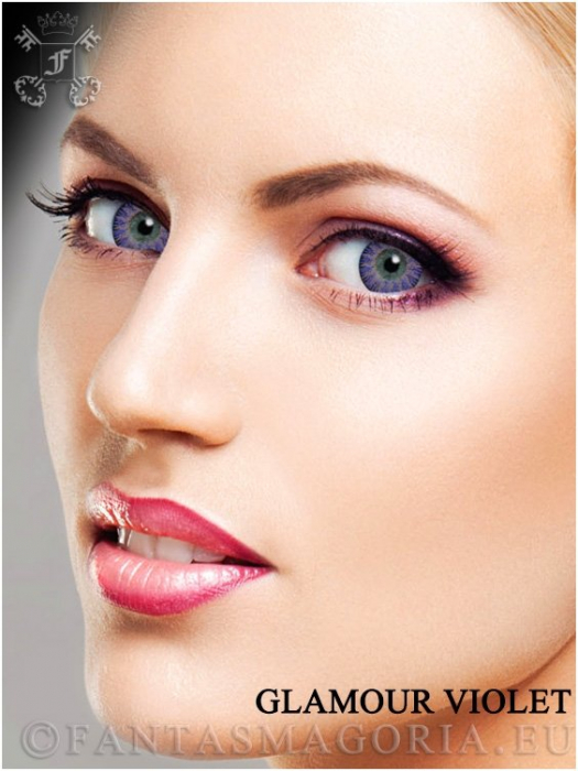 Glamour contact lenses pair 2