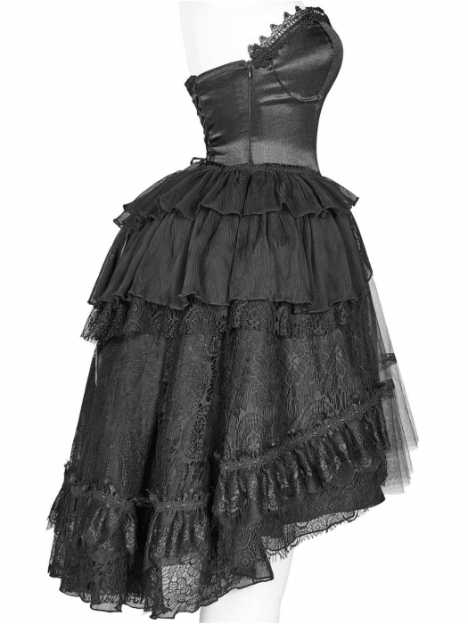 Gothic Butterfly dress WLQ-092-BK Punk Rave 1