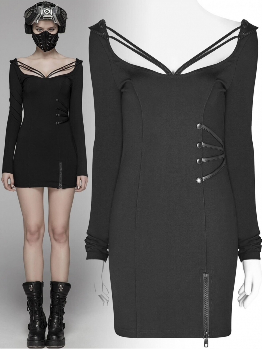 Insecta dress WQ-416 Punk Rave 0