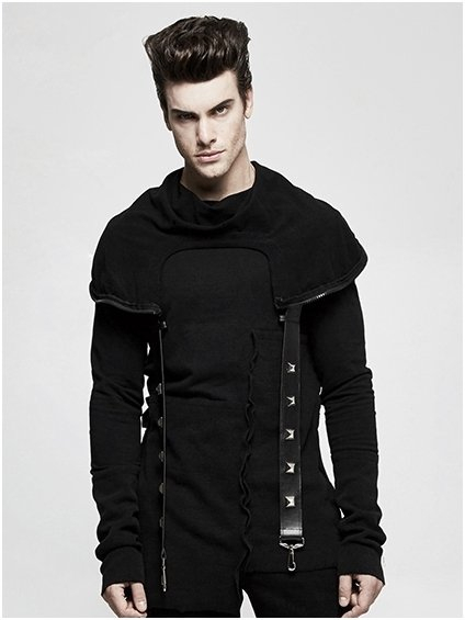 Katana sweater Y-680MENS Punk Rave 0
