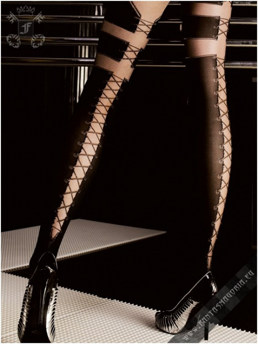 Lace Luxury tights 1