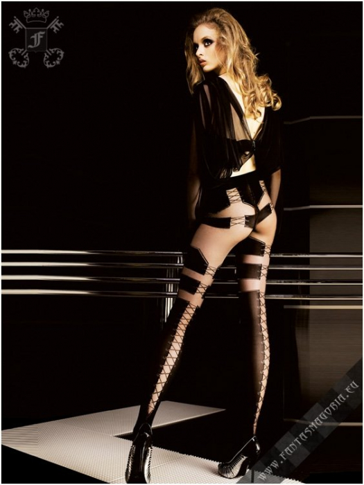 Lace Luxury tights 2