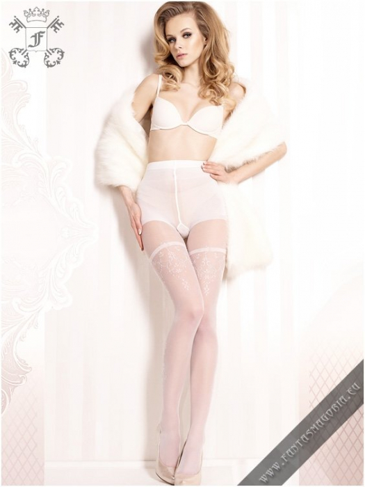 Nemesis white tights 1