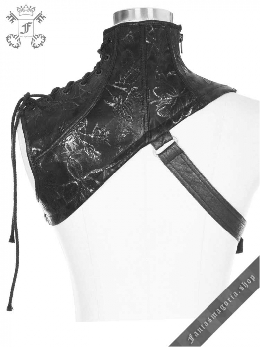Ritual Post Apocalyptic harness WS-260/BK Punk Rave 1