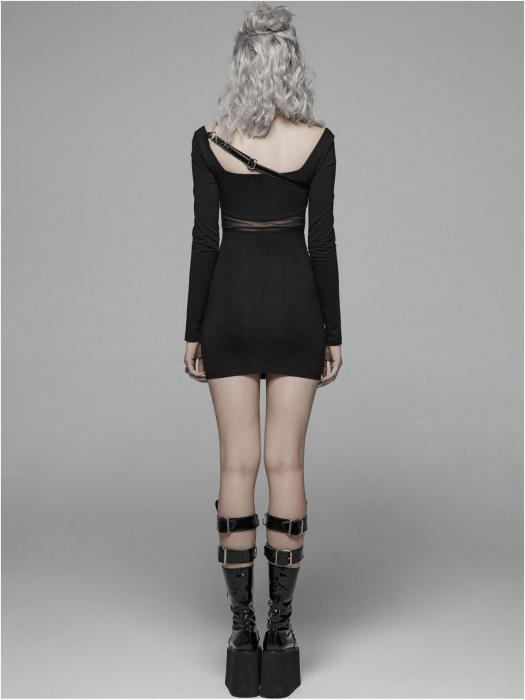 Vendetta dress WQ-425-BK Punk Rave 2